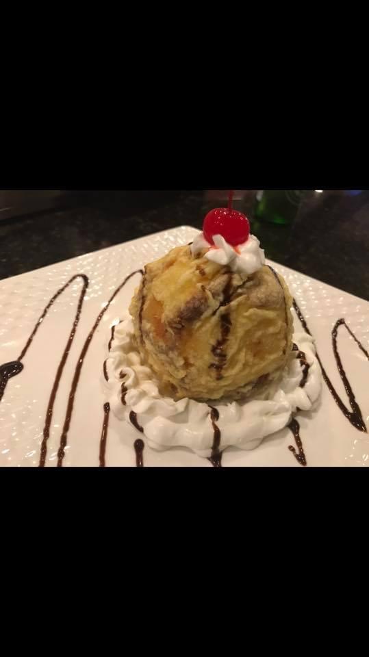 Ice Cream Tempura Image
