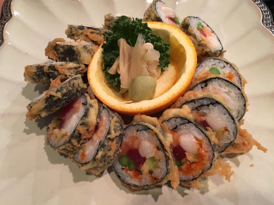 Sushi Bomb Roll