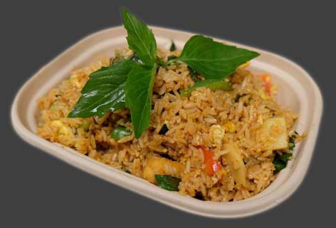23 Red Curry Fried Rice