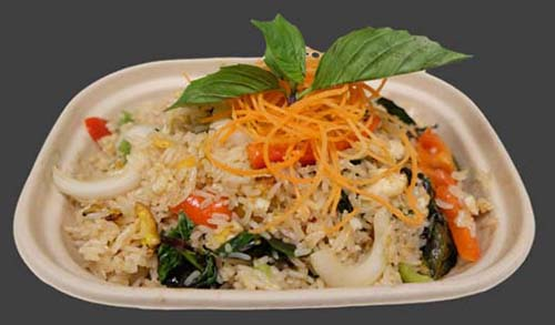 21 Basil Fried Rice Image