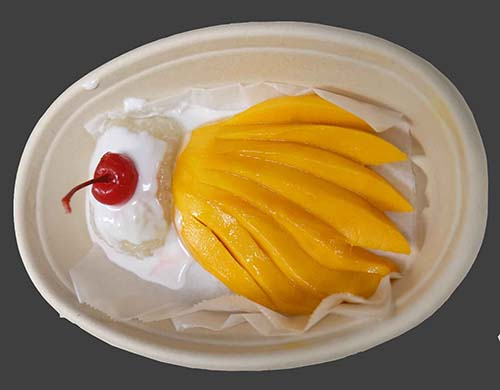 Mango Sticky Rice Image
