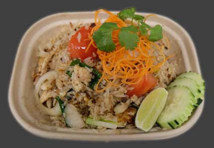 20 Thai Fried Rice Image