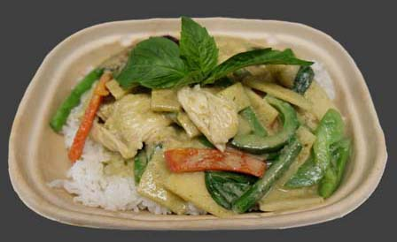 17 Green Curry