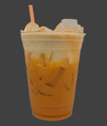 Homemade Thai Iced Coffee Image