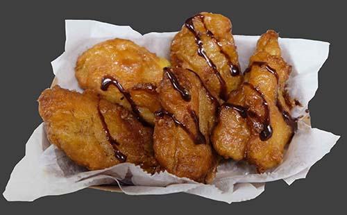 Fried Banana Image