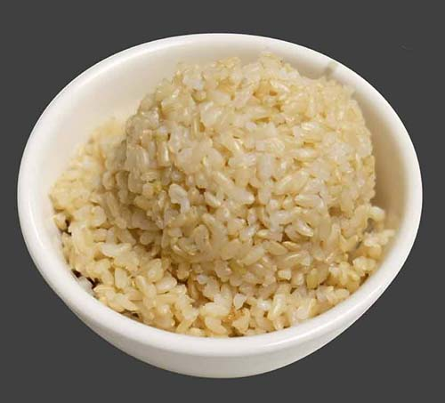 Steamed Brown Rice Image