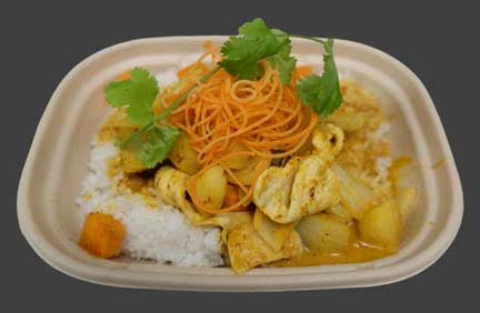 18 Yellow Curry Image