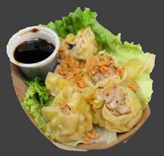 04 Steamed Dumpling