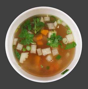 08 Vegetable Soup