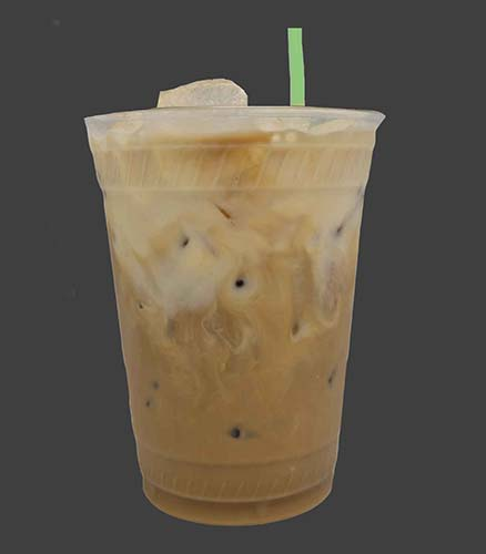 Homemade Thai Iced Tea Image