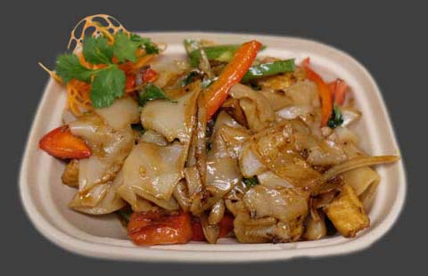 14 Pad Khee Mao (Drunken noodle) Image