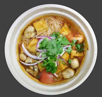 10 Tom Yum Noodle Soup