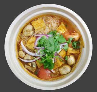 10 Tom Yum Noodle Soup Image