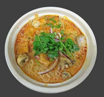 09 Tom Kha Noodle Soup Image