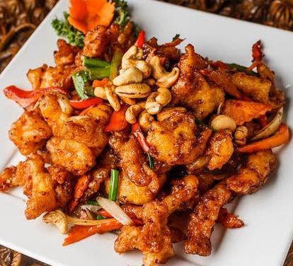 Crunchy Chicken Image