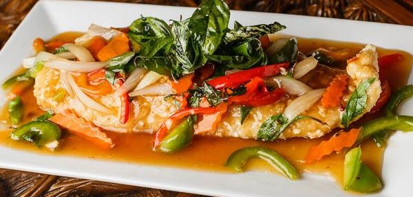 Spicy Fish Image