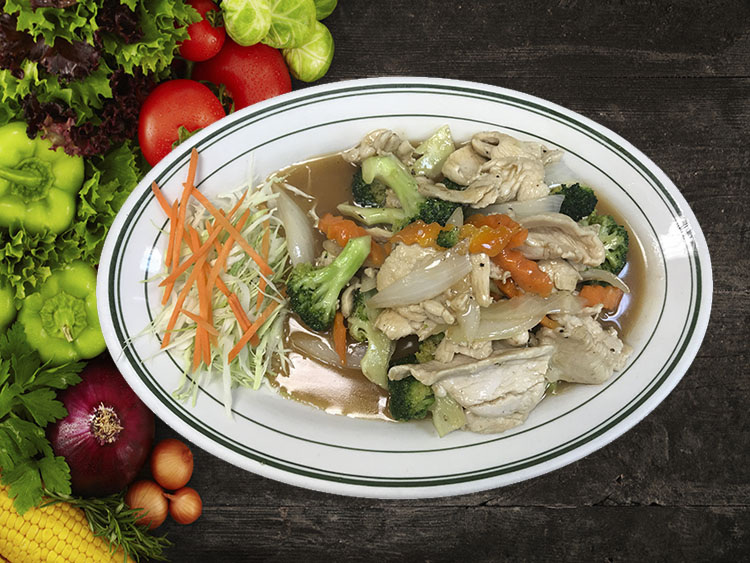(76) Chicken Broccoli Image
