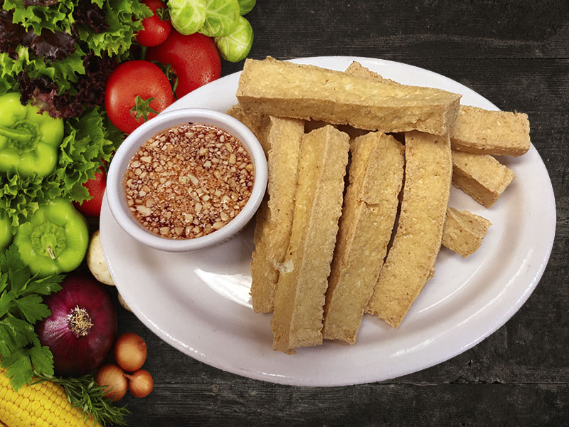 (9) Fried Tofu Image