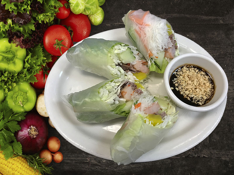 (2) Summer Rolls (2 Pcs.) Image