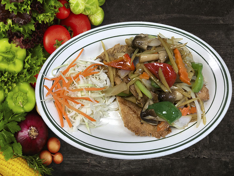 (56) Pla Pud Khing Image