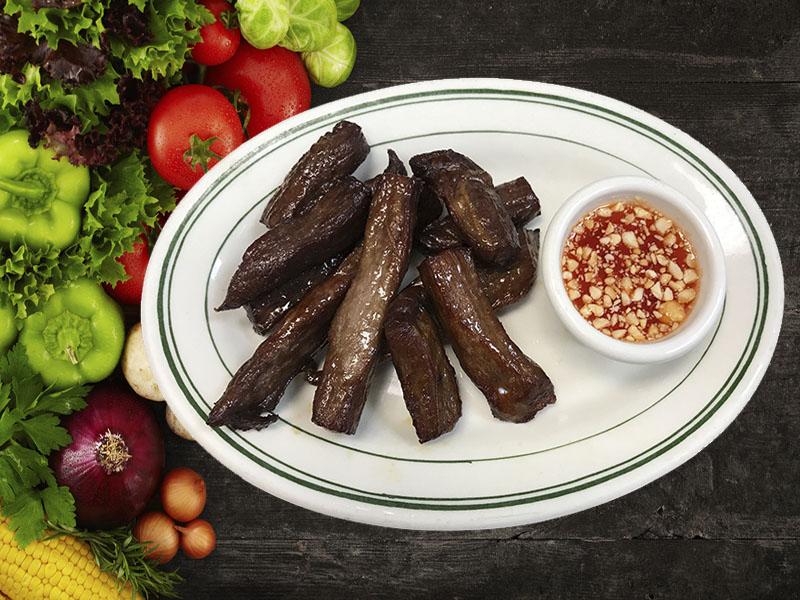 (6) Thai Beef Jerky
