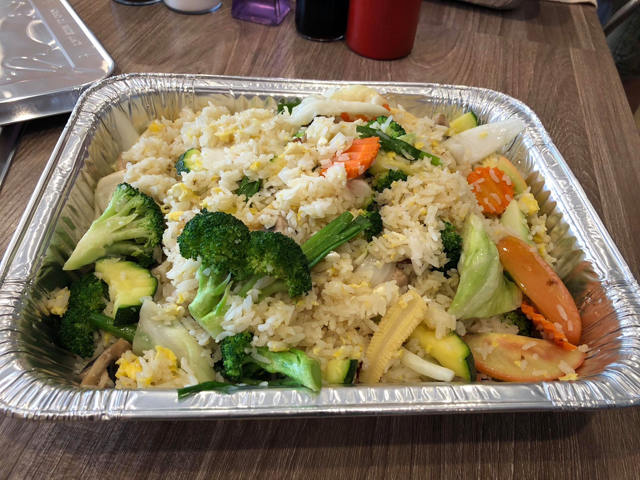 Fried Rice (Party Trays) Image