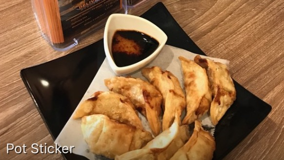 Chicken Pot Stickers (6 Pcs) Image