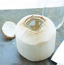 Young Coconut juice Image