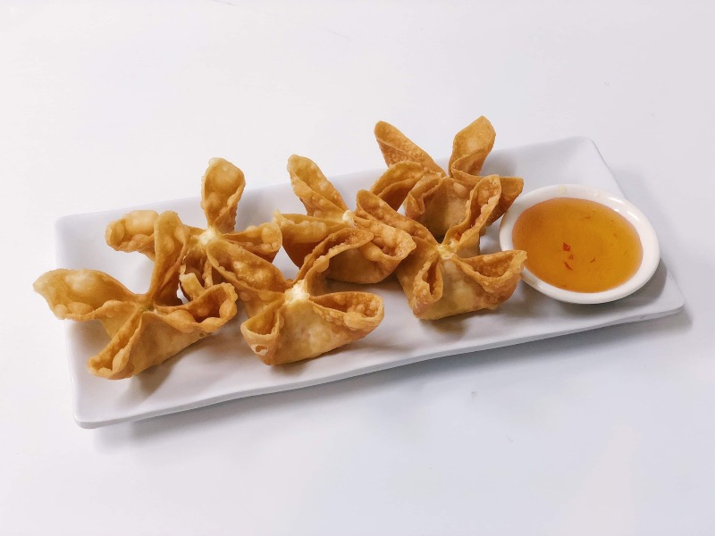 Crab Rangoon (6 Pcs) Image