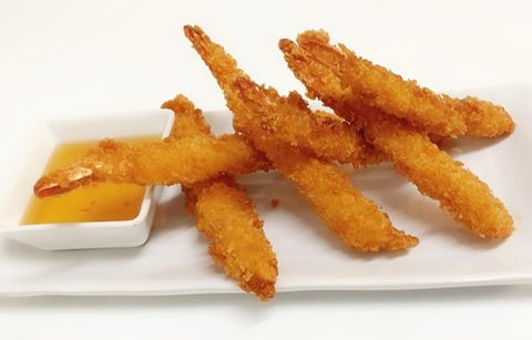 Shrimp Tempura (6 Pcs)