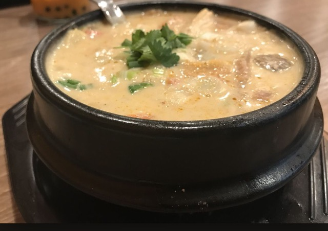 Tom Kha (Coconut Soup)