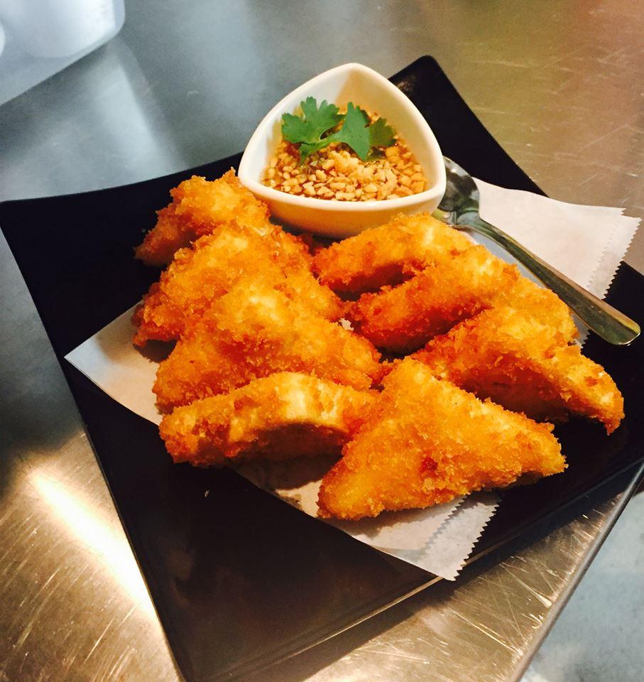Fried Tofu (8 Pcs) Image