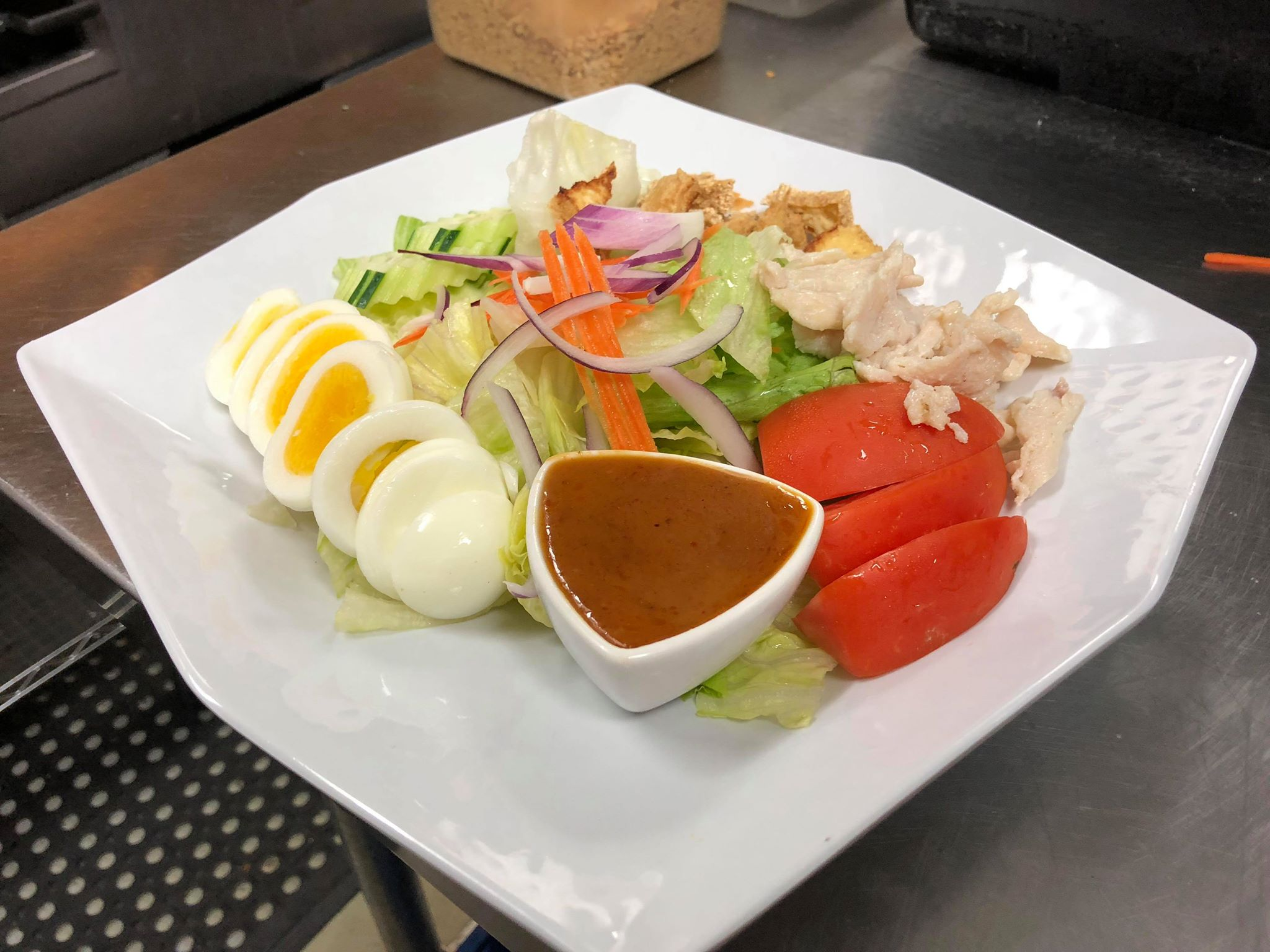 Thai Spoon Salad Image