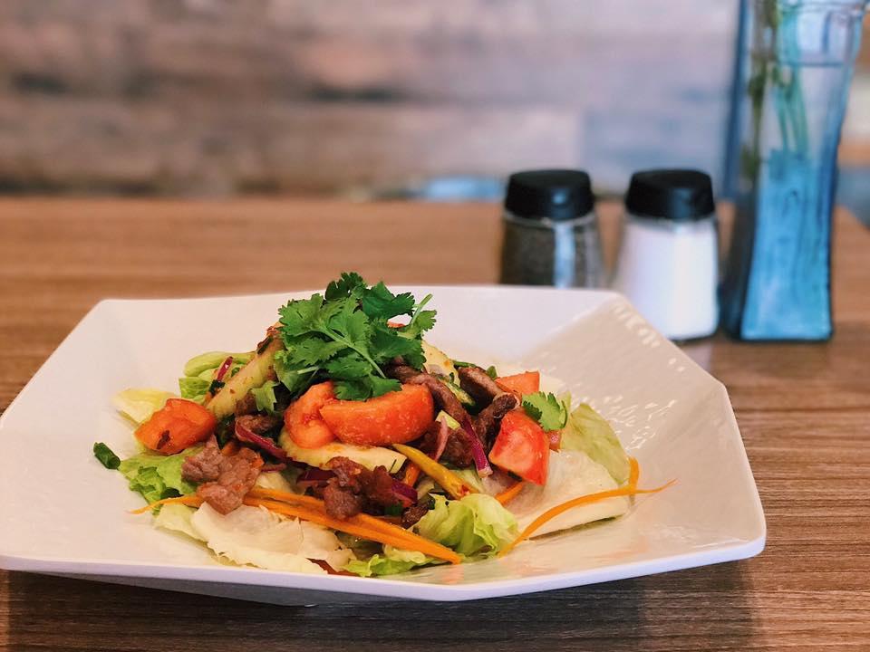 Spicy Beef Salad Image