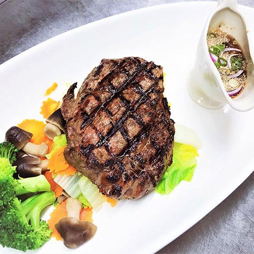 Northeastern Thai Style Steak (12 oz.) Image