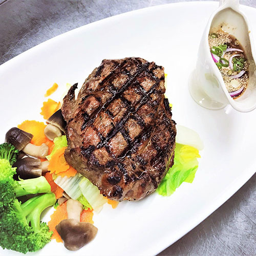 Northeastern Thai Style Steak (12 oz.) Image