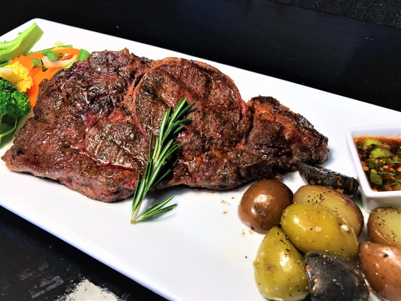 L-Ribeye Steak (10 oz) Image
