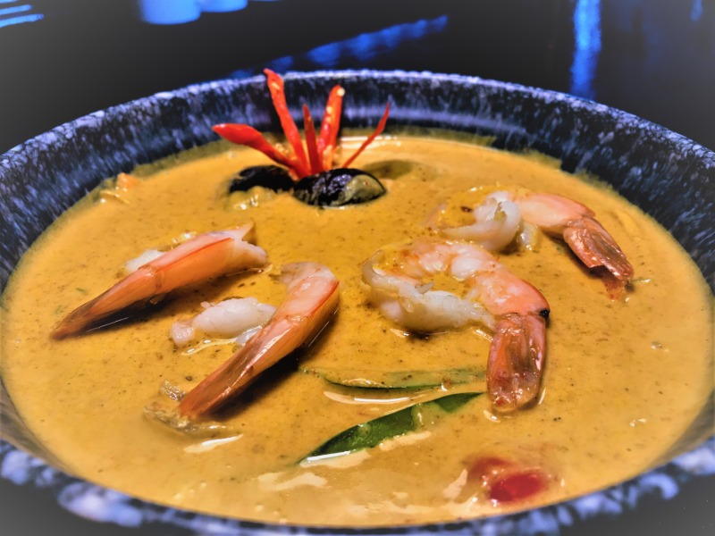 L-Yellow Curry Image