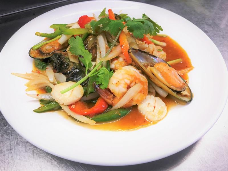 Andaman Seafood Image
