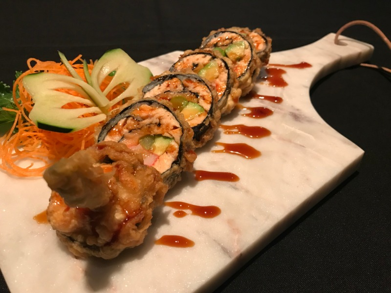 First Love Tempura Roll (No Rice) Image
