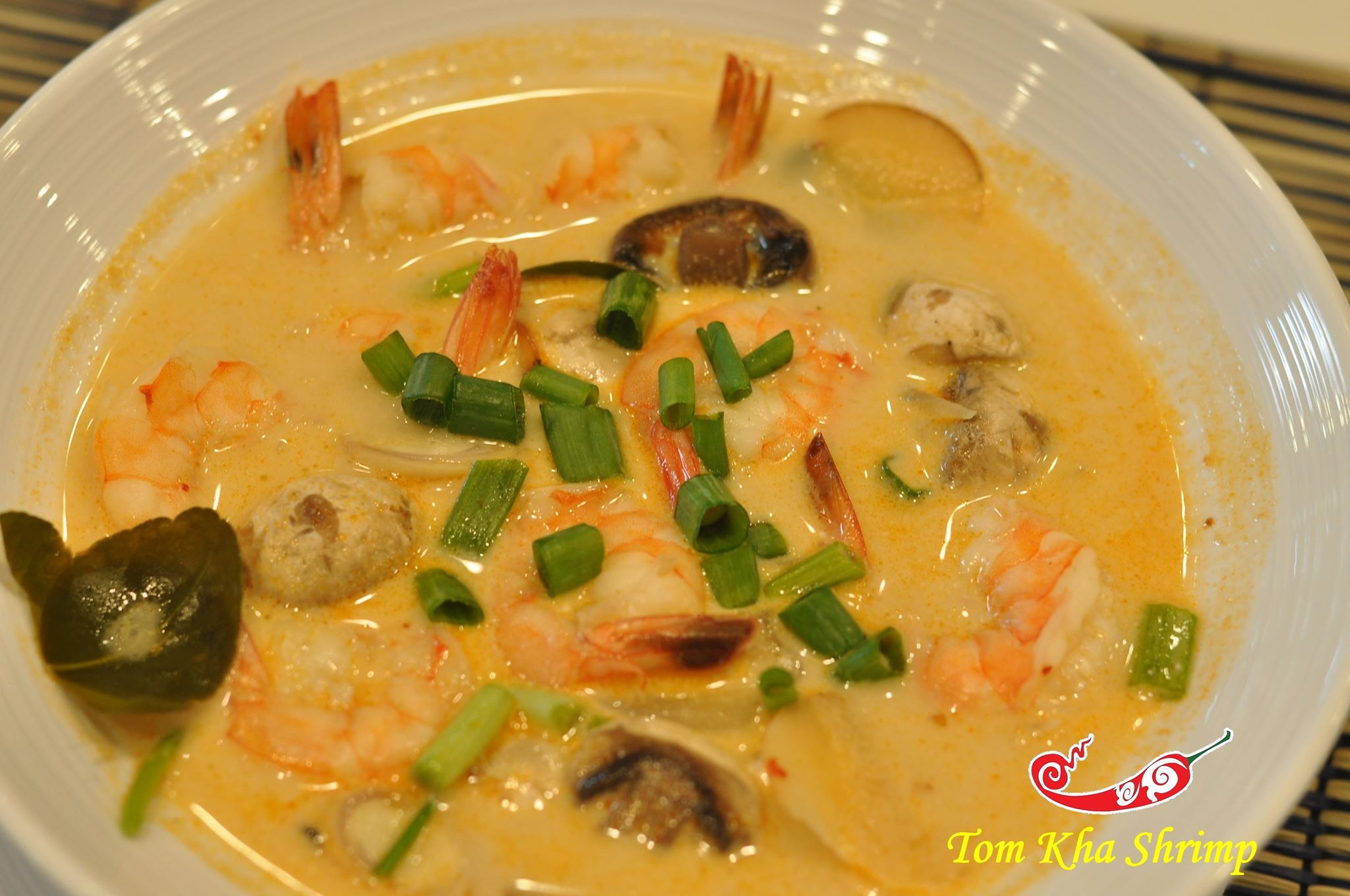 Tom Kha Soup (Catering) Image