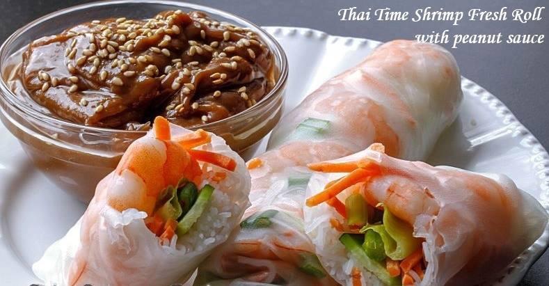 A10.Fresh Roll Shrimp Image
