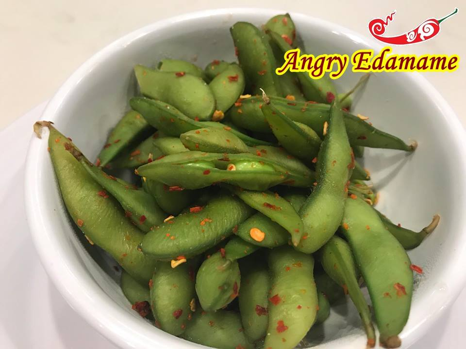 Angry Edamame (Catering)