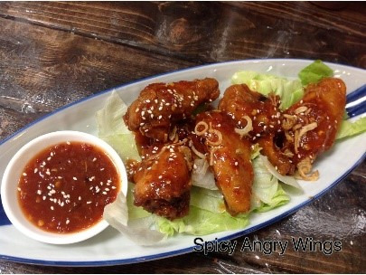 Angry Wings (4-5 Pcs)
