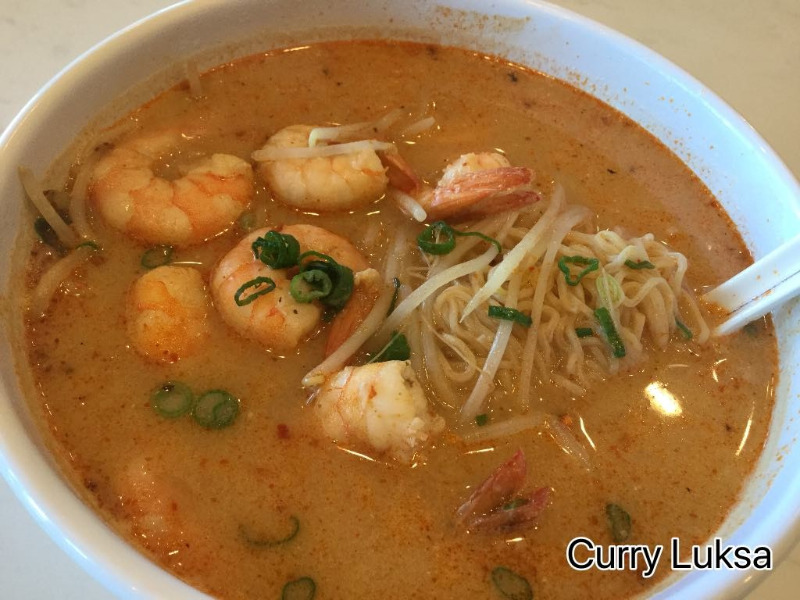Curry Luksa Image
