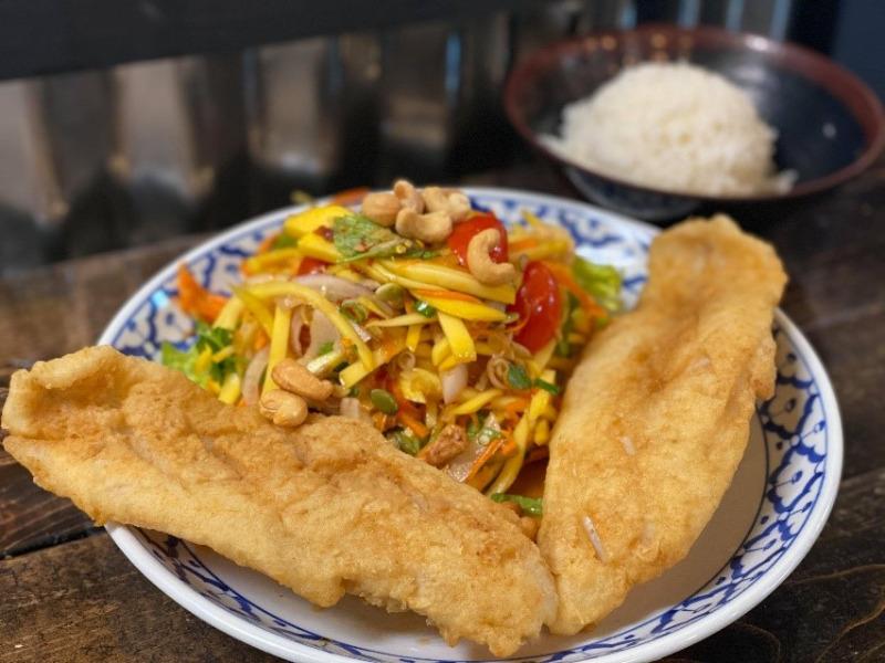 Mango Fish Image
