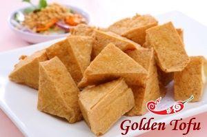 Golden Tofu Image