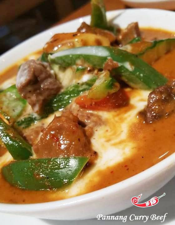Panang Curry (Best Beef) Image