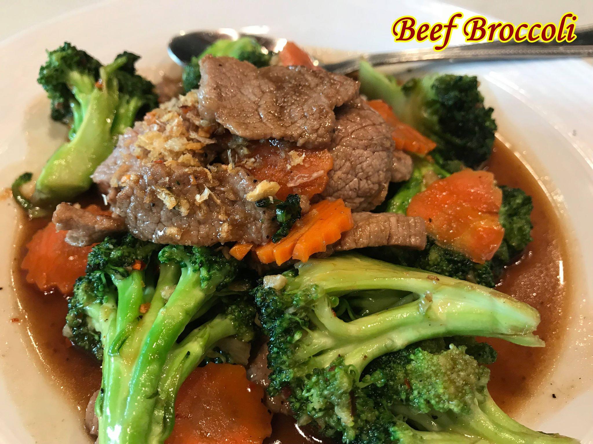 Beef Broccoli Image