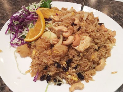 Pineapple Fried Rice (Catering) Image